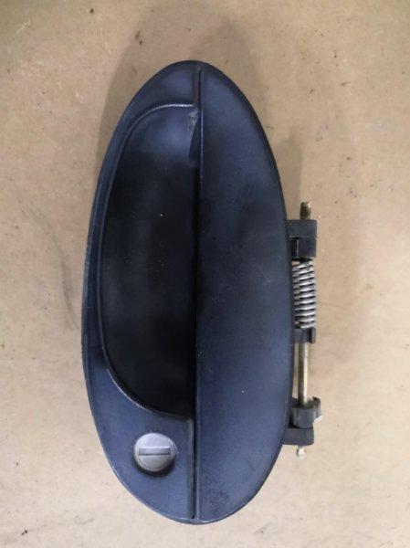 Ручка двери внешняя Chery Sweet Qq S11 2005 передняя левая (б/у)