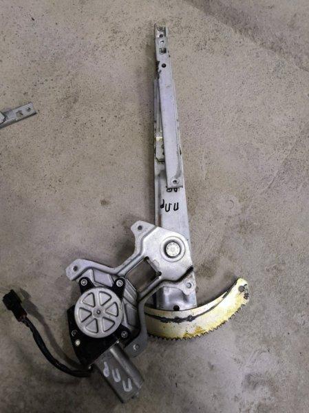 Стеклоподъемник Chery Sweet Qq S11 2005 передний правый (б/у)