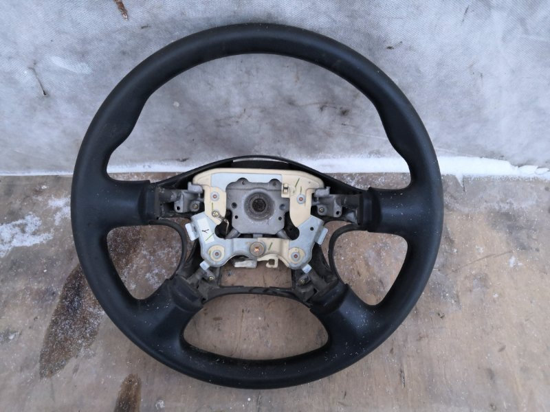 Руль Nissan Primera P12 QR20 2002 передний (б/у)