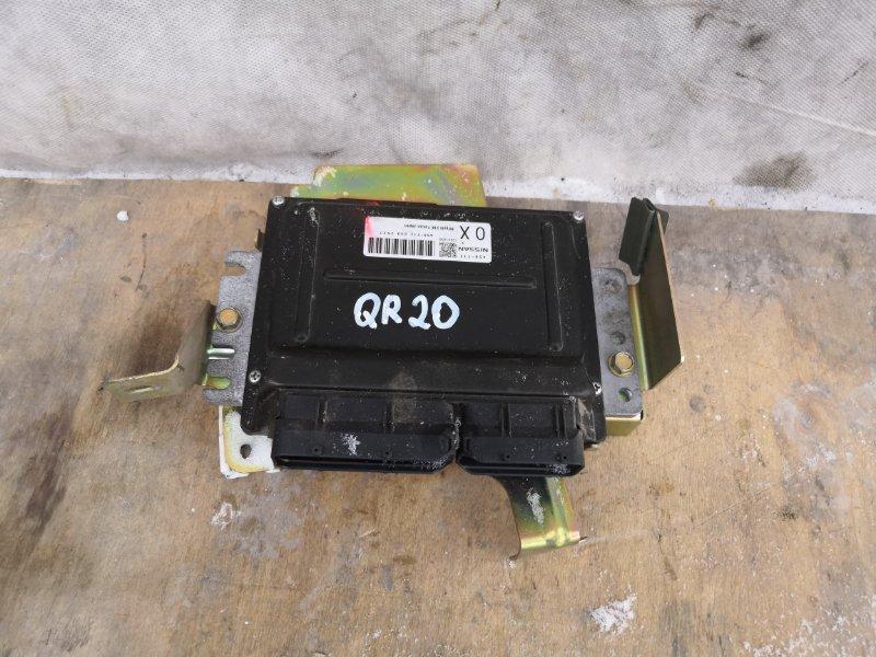 Блок управления двс Nissan Primera P12 QR20 2002 (б/у)