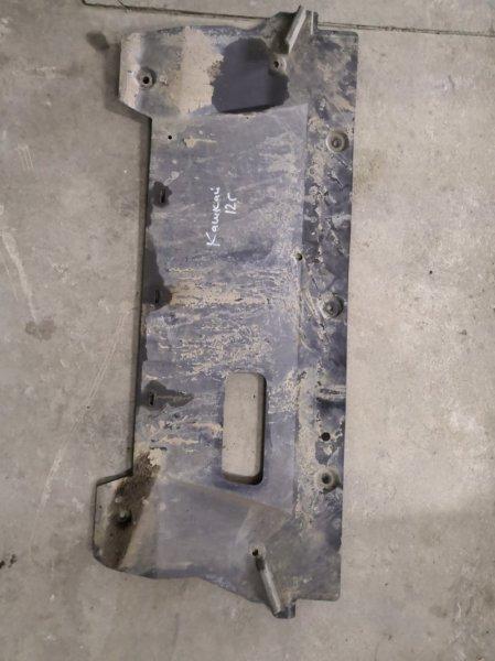 Защита двигателя Nissan Qashqai J10 2012 передняя (б/у)