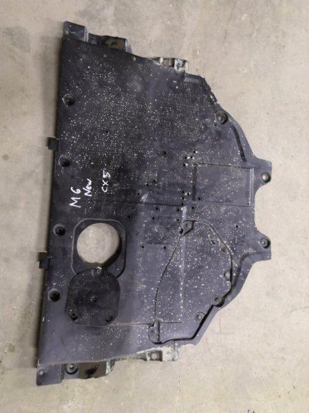 Защита двигателя Mazda Cx-5 2012 передняя (б/у)