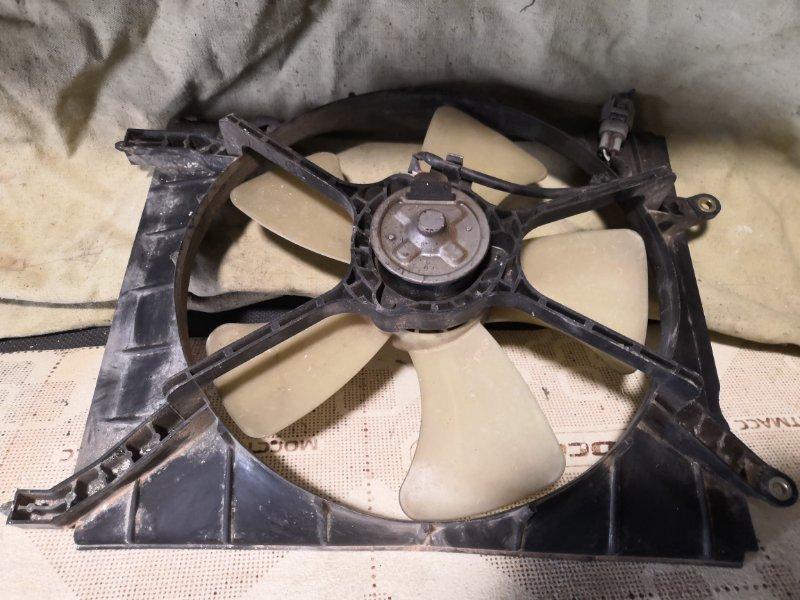 Вентилятор радиатора Toyota Ipsum SXM10 1996 передний (б/у)