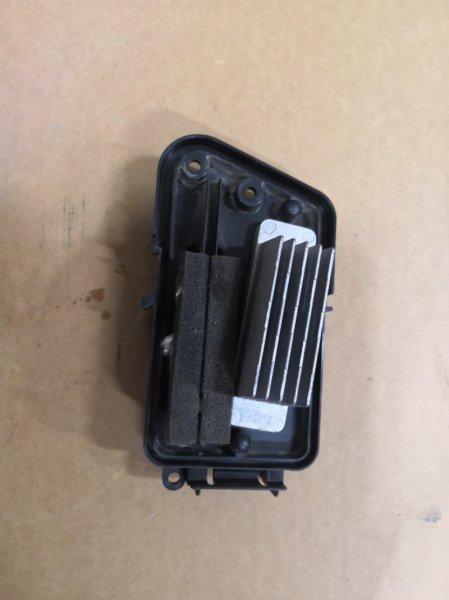 Резистор вентилятора охлаждения Mazda Mazda3 BL Z6 2009 (б/у)