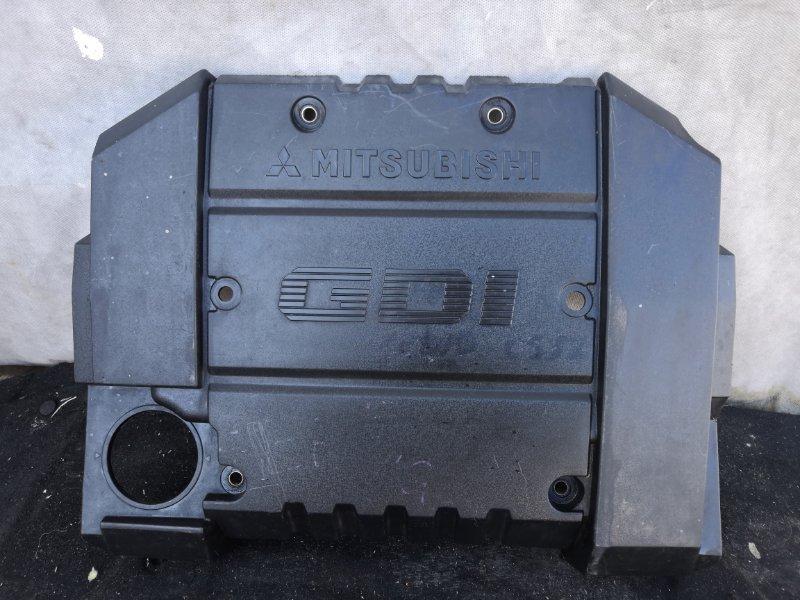 Крышка двигателя Mitsubishi Lancer CS1A 4G93 2000 передняя (б/у)
