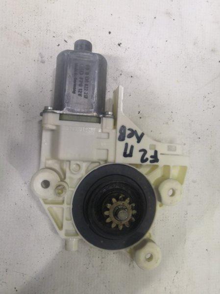 Мотор стеклоподъемника Ford Focus 2 CB4 2005 передний левый (б/у)