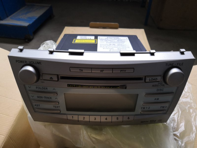 Магнитофон Toyota Camry ACV40 2006 (б/у)