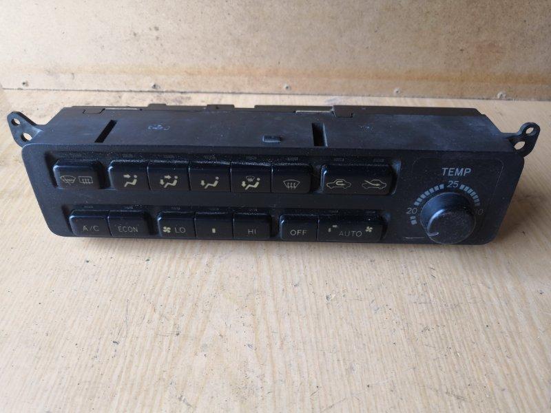 Блок управления климат-контролем Toyota Camry SV30 1991 (б/у)