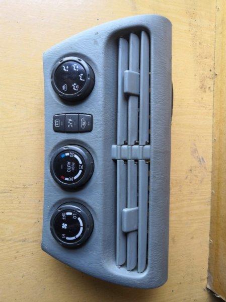 Блок управления климат-контролем Toyota Vista SV50 2000 (б/у)
