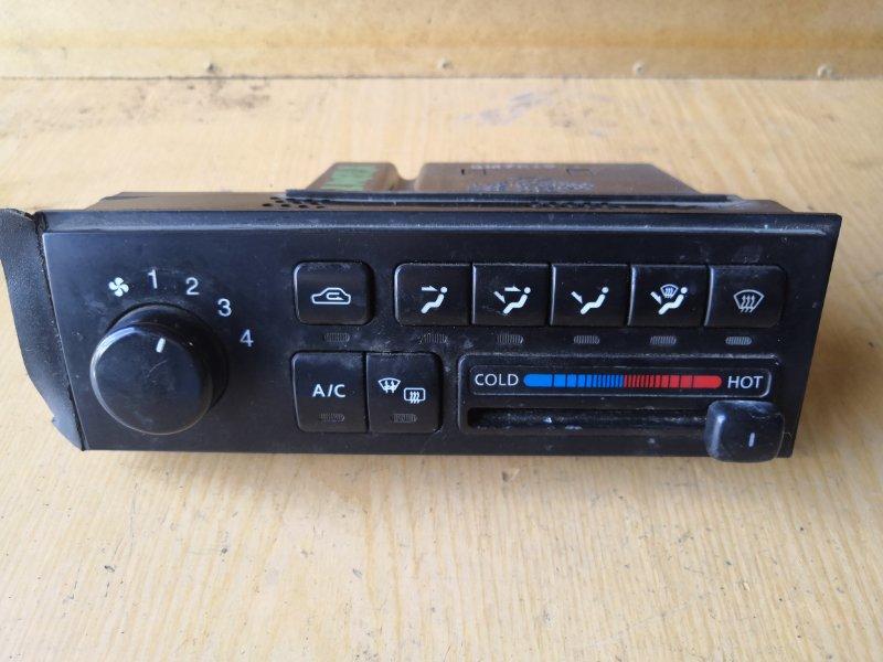 Блок управления климат-контролем Nissan Almera B10 2006 (б/у)