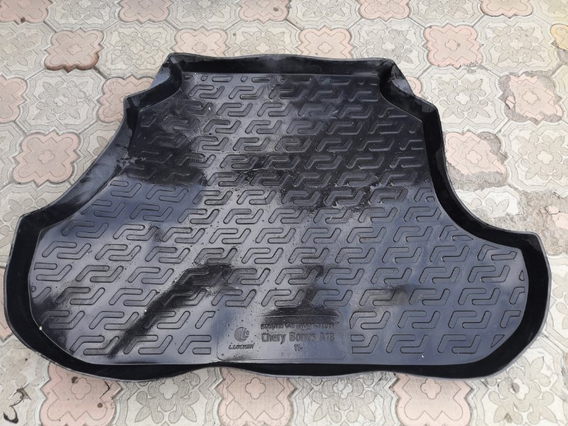 Коврик багажника Chery Bonus A13 A13 SQR477F (б/у)