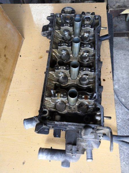 Головка блока цилиндров Toyota Carina T210 7A-FE 1996 (б/у)