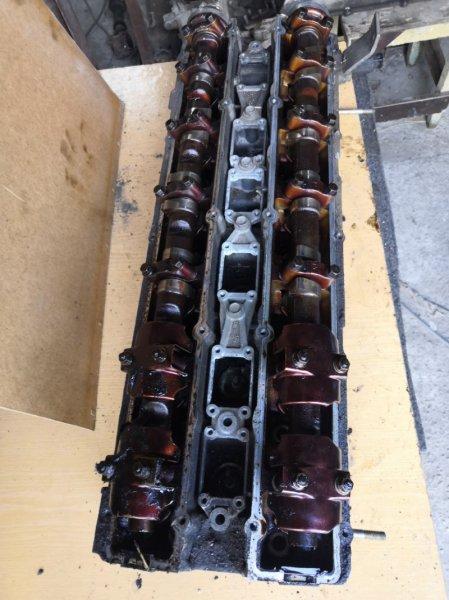 Головка блока цилиндров Nissan Laurel HC34 RB20 1993 (б/у)