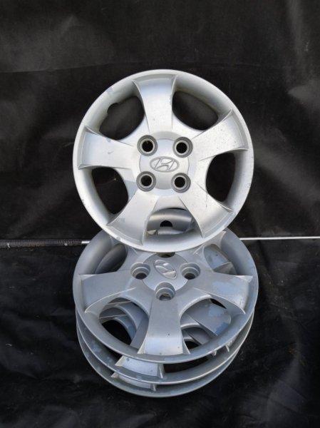 Колпак Hyundai Accent LC G4EC 1999 (б/у)