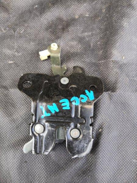 Замок багажника Hyundai Accent LC G4EC 1999 задний (б/у)