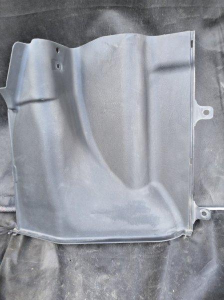 Обшивка багажника Hyundai Accent LC G4EC 1999 задняя правая (б/у)