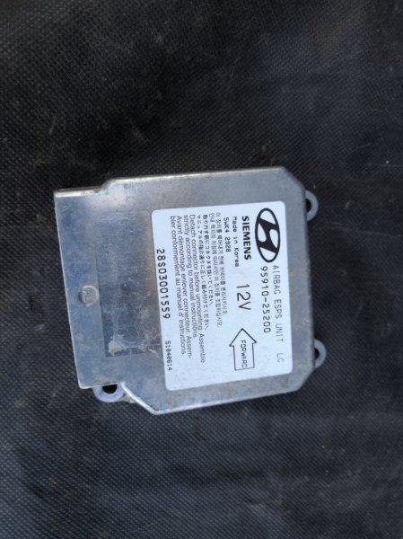 Блок airbag Hyundai Accent LC G4EC 1999 (б/у)