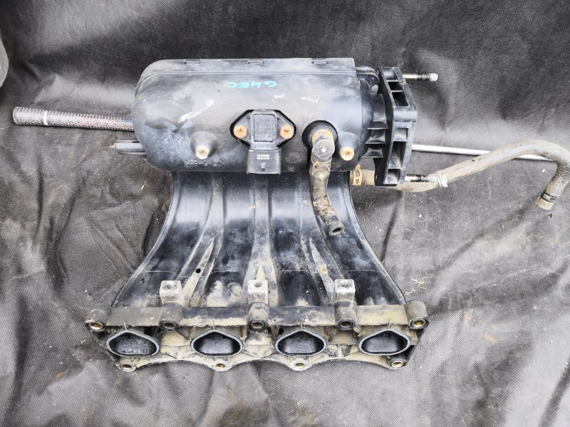 Коллектор впускной Hyundai Accent LC G4EC 1999 (б/у)