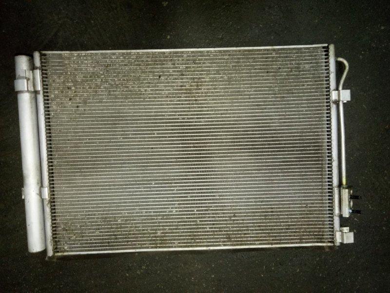 Радиатор кондиционера Kia Rio QB 2011 (б/у)