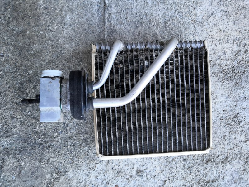 Радиатор кондиционера Hyundai Accent LC G4EC 1999 (б/у)
