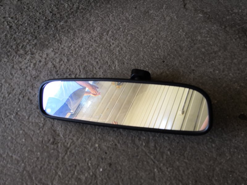 Зеркало салона Kia Rio QB G4FC 2011 переднее (б/у)