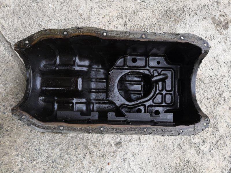 Поддон Nissan Cube Z10 CGA3 1998 (б/у)