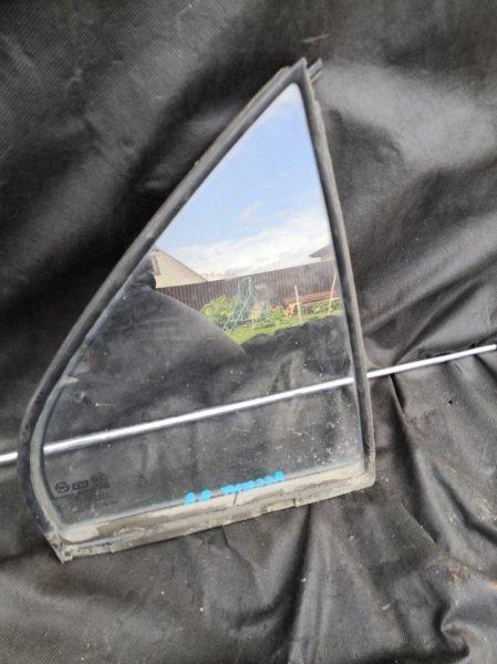 Форточка двери Hyundai Accent LC G4EC 1999 задняя правая (б/у)