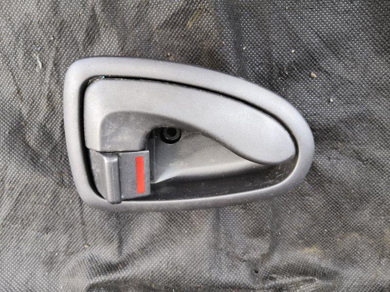 Ручка двери внутренняя Hyundai Accent LC G4EC 1999 передняя правая (б/у)