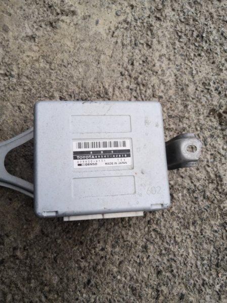 Блок abs Toyota Rav4 XU10 3S FE 1995 (б/у)