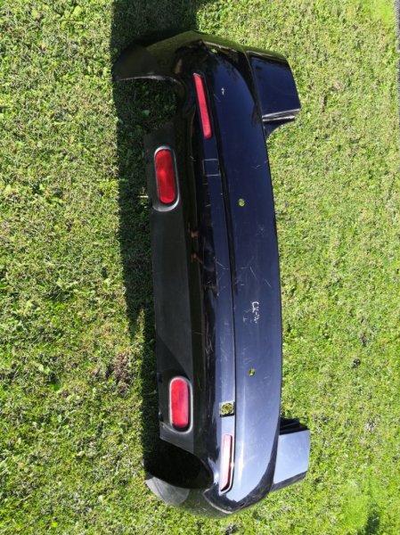 Бампер Mazda Cx-7 L3 2006 задний (б/у)