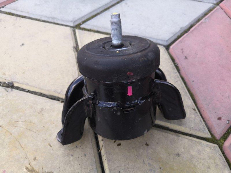 Подушка двигателя Kia Rio QB G4FC 2011 передняя правая (б/у)