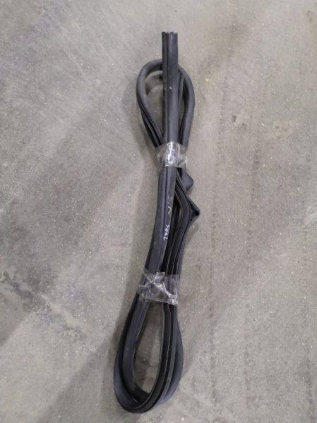 Уплотнительная резинка Kia Soul AM D4FB 2008 задняя левая (б/у)