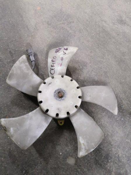 Вентилятор радиатора Nissan Cefiro A32 VQ20 1994 передний (б/у)