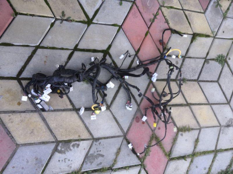 Проводка подторпедная Kia Rio QB G4FC 2011 (б/у)