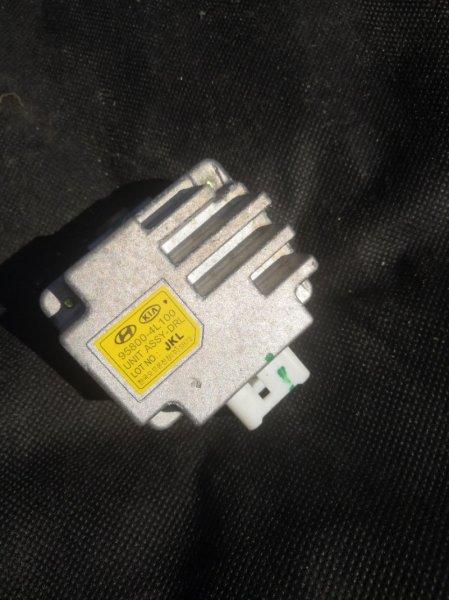Блок управления светом Kia Rio QB G4FC 2011 (б/у)