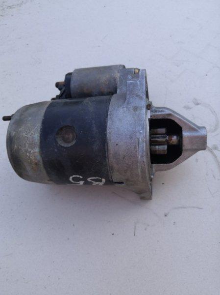 Стартер Mazda Familia BJ5P B5 1996 (б/у)