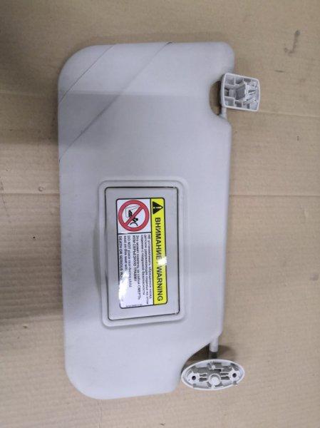 Козырек солнцезащитный Ford Focus 3 CB8 IQDB 2010 передний правый (б/у)