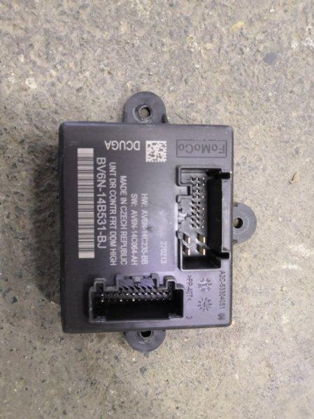 Блок управления дверьми Ford Focus 3 CB8 IQDB 2010 (б/у)