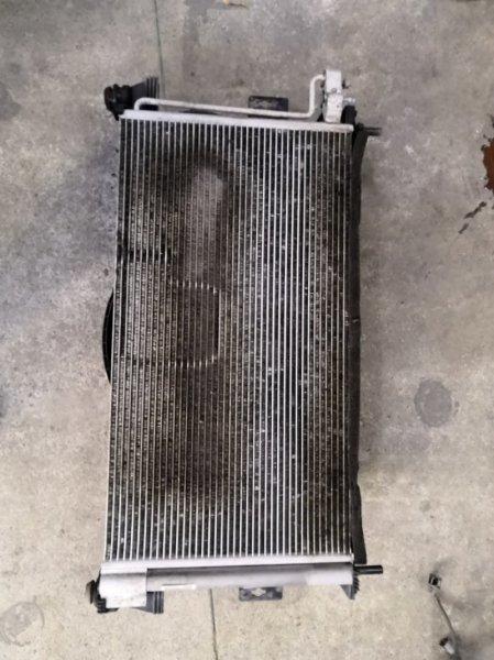 Радиатор кондиционера Ford Focus 3 CB8 IQDB 2010 (б/у)