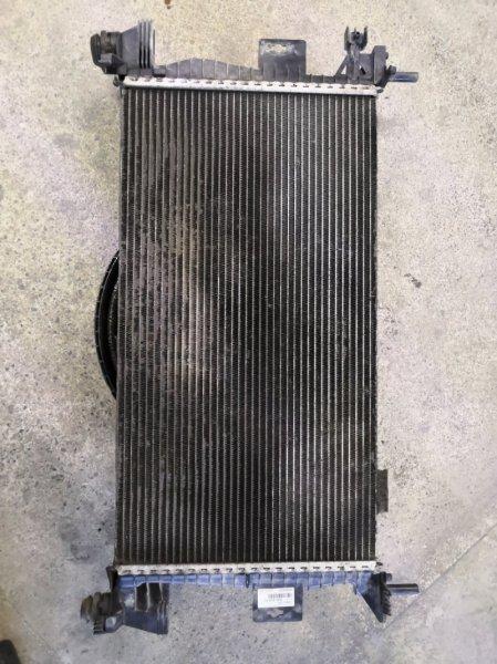 Радиатор двс Ford Focus 3 CB8 IQDB 2010 (б/у)