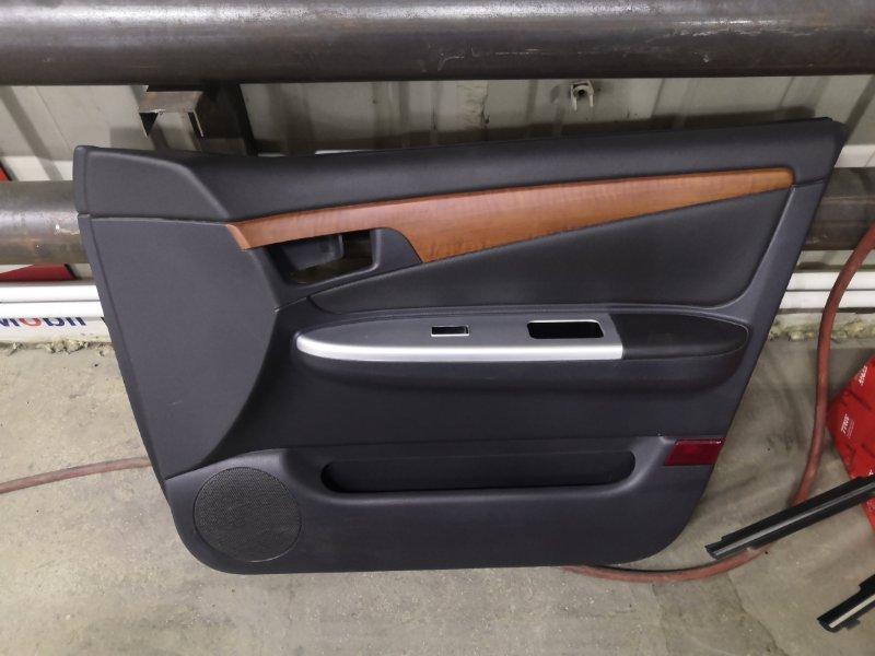 Обшивка двери Lifan Solano 620 2010 передняя правая (б/у)