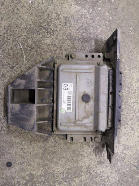 Блок управления двс Nissan Almera Classic B10 QG16 2006 (б/у)