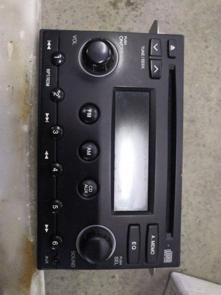 Магнитофон Nissan Almera Classic B10 QG16 2006 (б/у)
