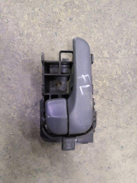 Ручка двери внутренняя Nissan Almera Classic B10 QG16 2006 передняя левая (б/у)