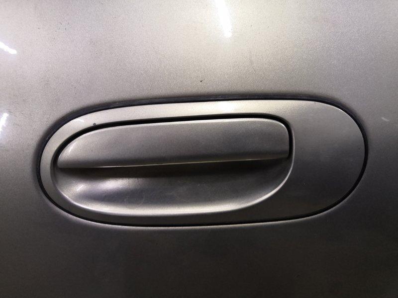 Ручка двери внешняя Nissan Almera Classic B10 QG16 2006 задняя левая (б/у)