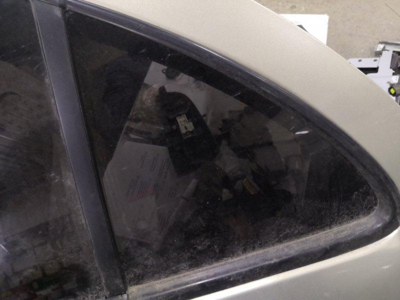 Форточка двери Nissan Almera Classic B10 QG16 2006 задняя левая (б/у)