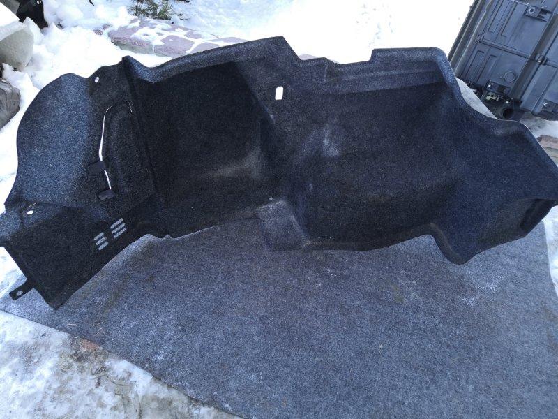 Обшивка багажника Nissan Almera Classic B10 QG16 2006 задняя левая (б/у)