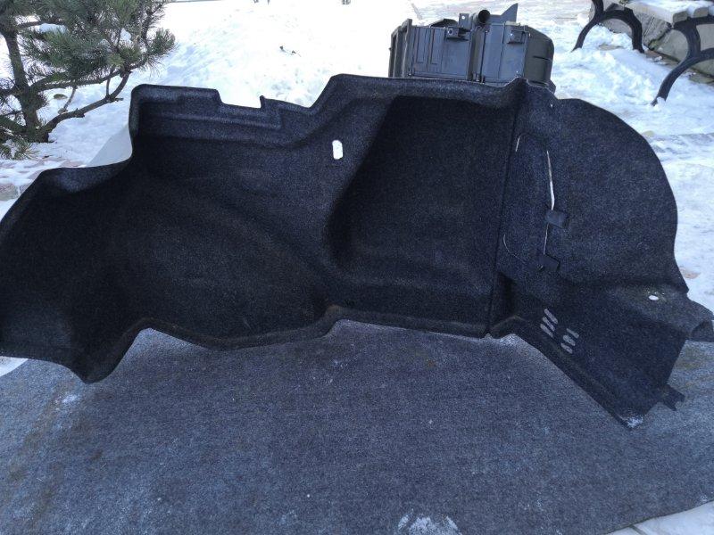 Обшивка багажника Nissan Almera Classic B10 QG16 2006 задняя правая (б/у)