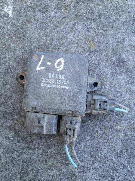 Резистор вентилятора охлаждения Mitsubishi Lancer 9 Classic CS2A 4G18 2003 (б/у)