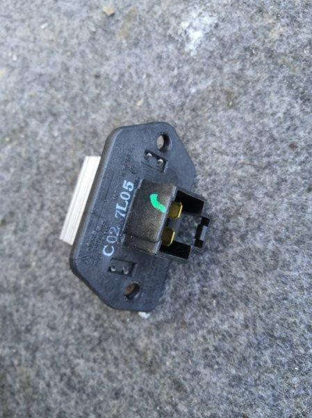 Резистор печки Nissan Almera Classic B10 QG16 2006 (б/у)
